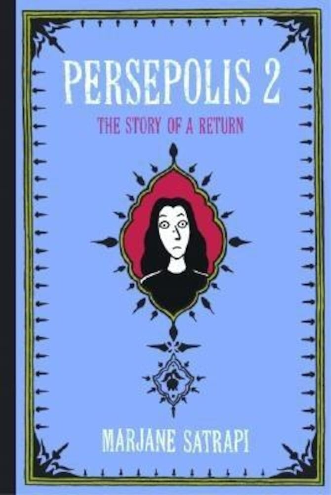 Persepolis 2: The Story of a Return, Hardcover