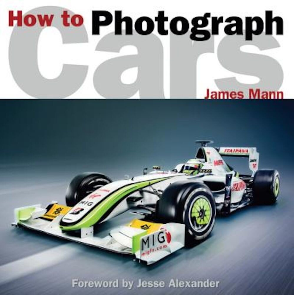 How to Photograph Cars, Paperback