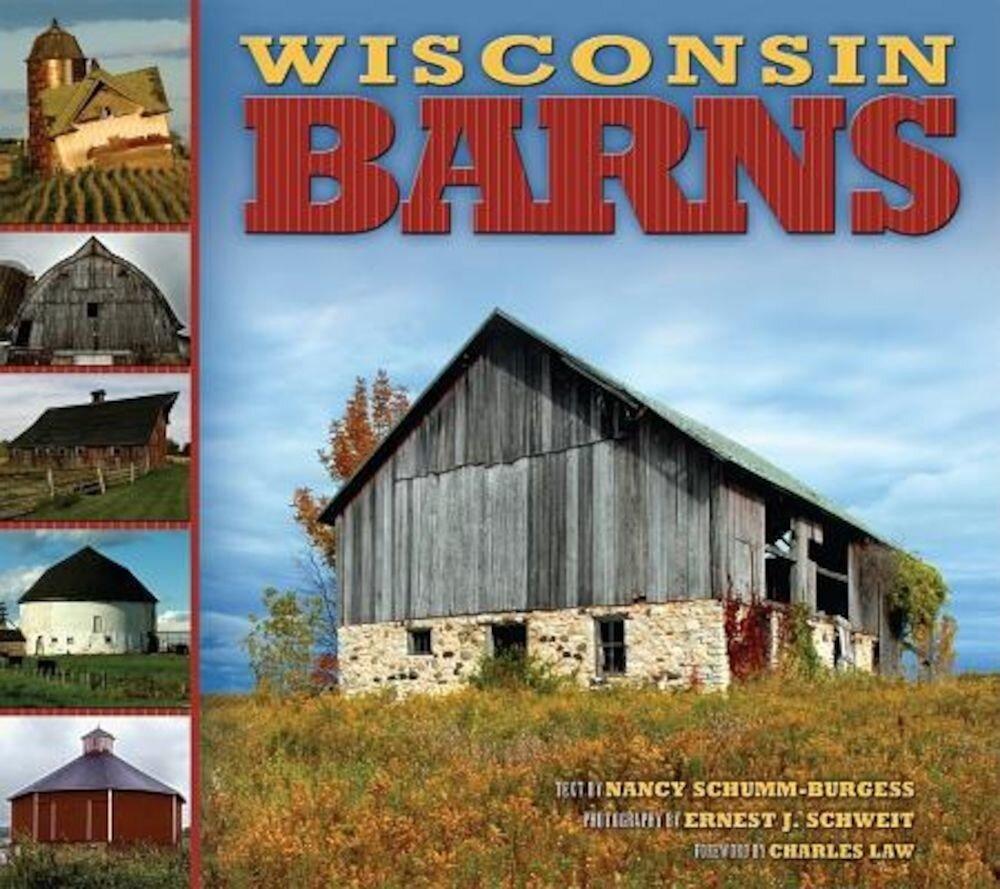 Wisconsin Barns, Paperback