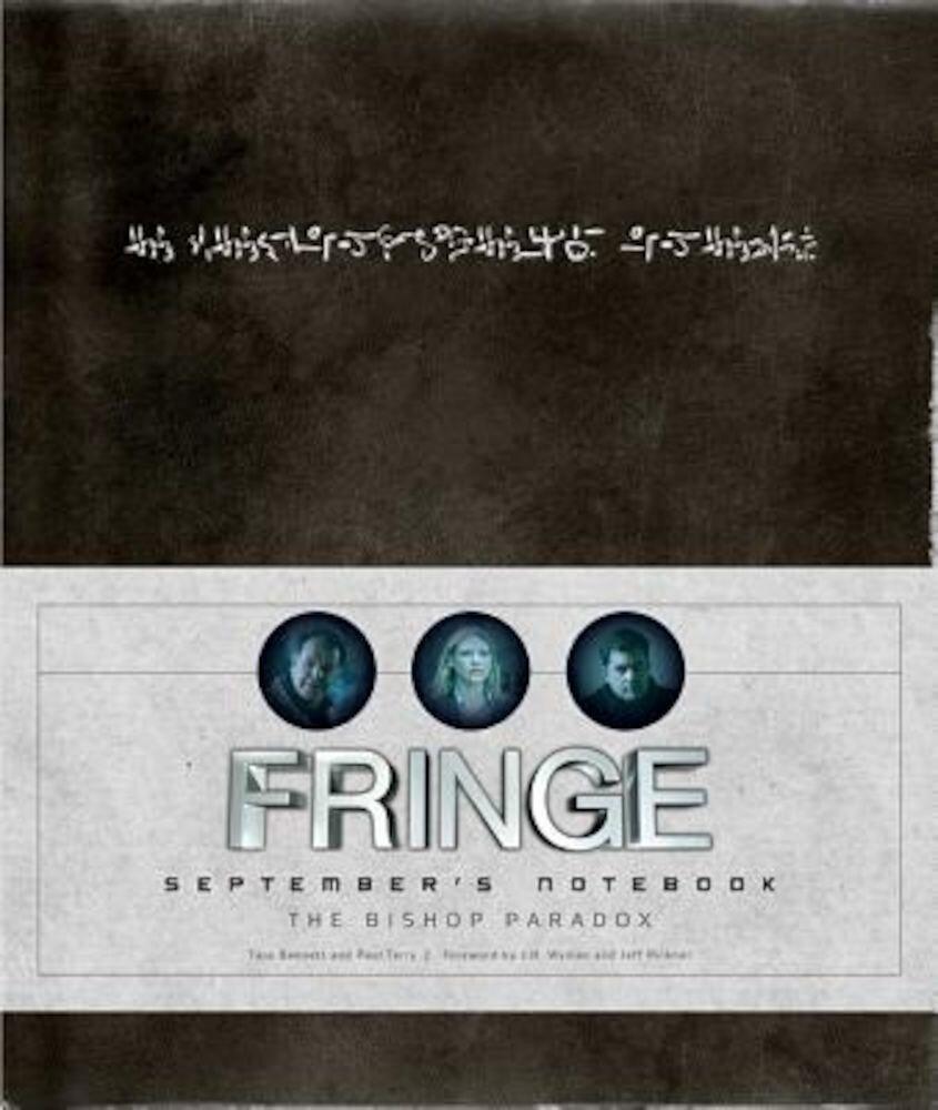 Fringe: September's Notebook, Hardcover