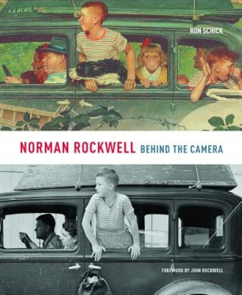 Norman Rockwell: Behind the Camera, Hardcover