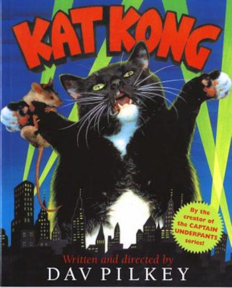 Kat Kong, Paperback