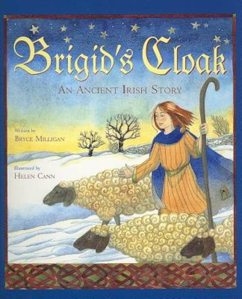 Brigid's Cloak: An Ancient Irish Story, Paperback