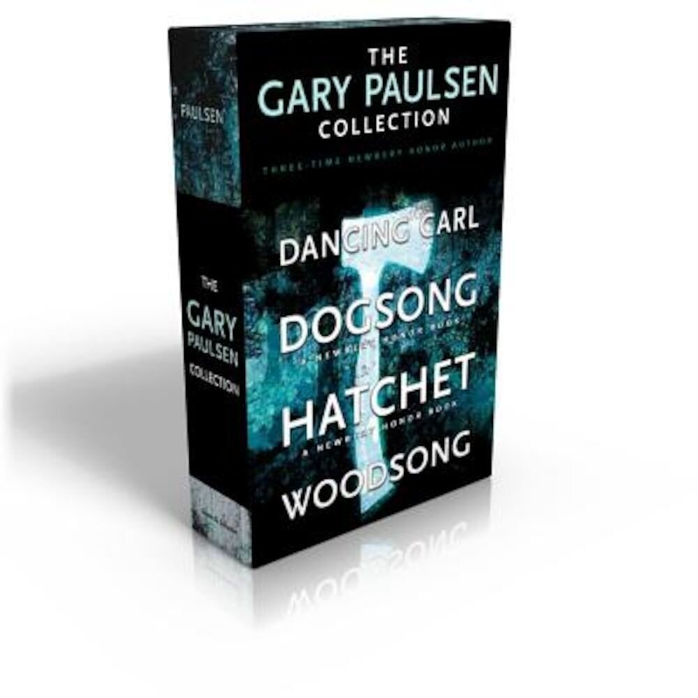 The Gary Paulsen Collection: Dancing Carl; Dogsong; Hatchet; Woodsong, Paperback