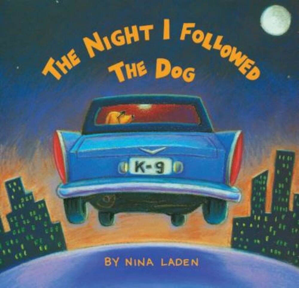 The Night I Followed the Dog, Paperback