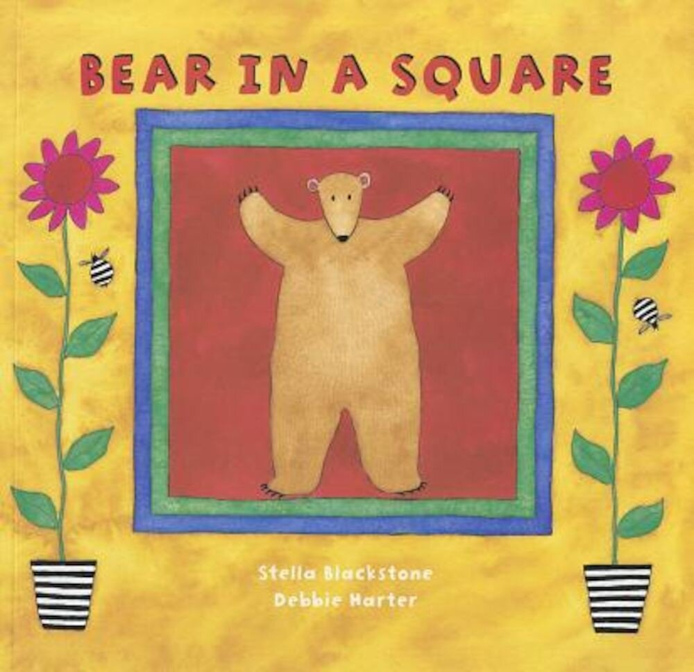 Bear in a Square, Paperback