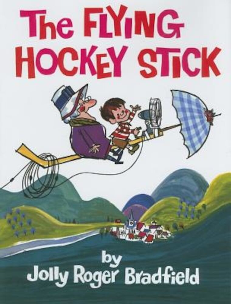 The Flying Hockey Stick, Hardcover