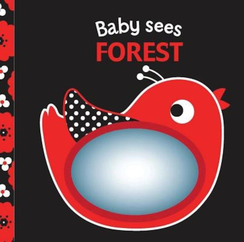 Forest: A Soft Book and Mirror for Baby!, Paperback