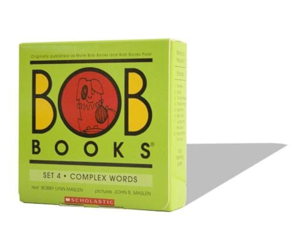 Bob Books Set 4: Complex Words, Paperback