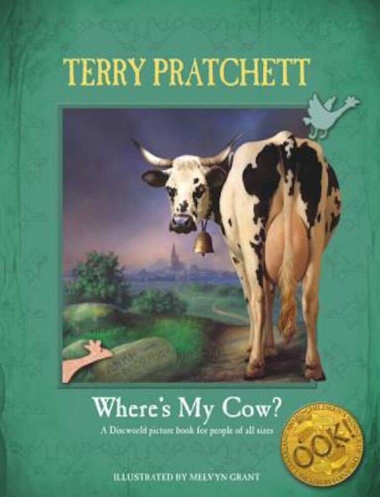 Where's My Cow?, Hardcover