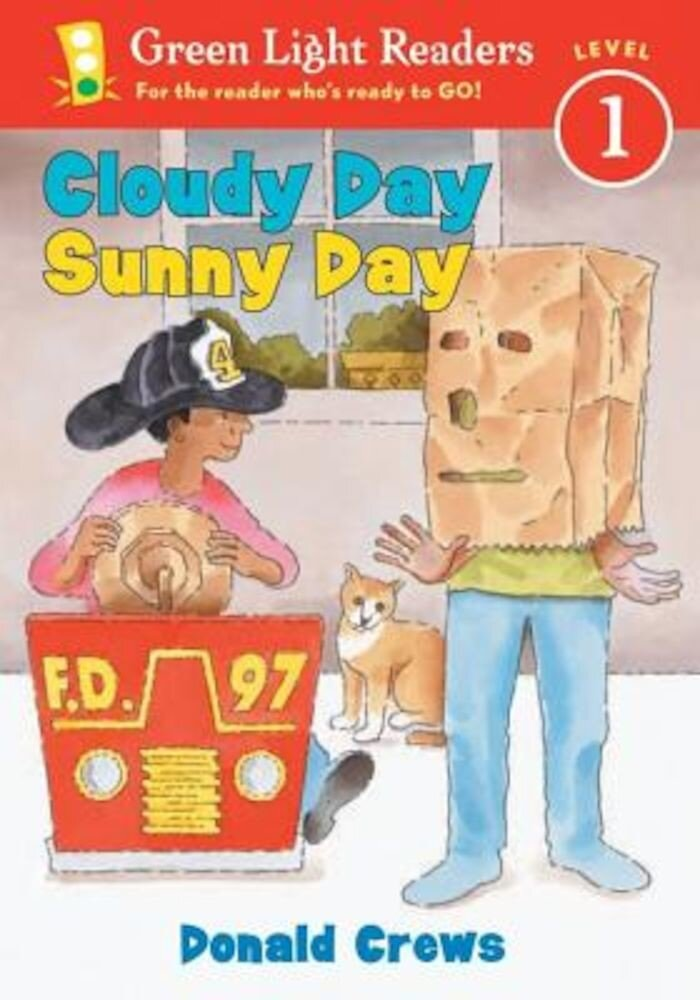 Cloudy Day Sunny Day, Paperback