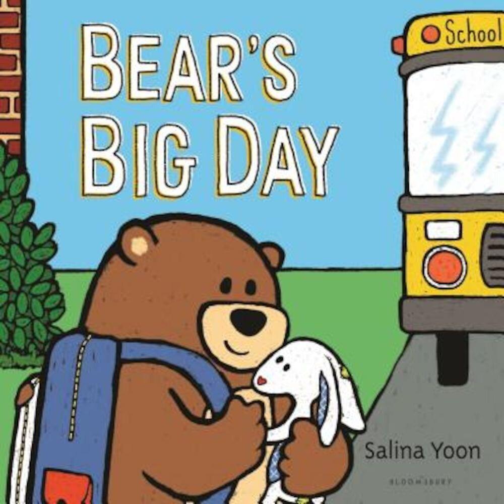 Bear's Big Day, Hardcover
