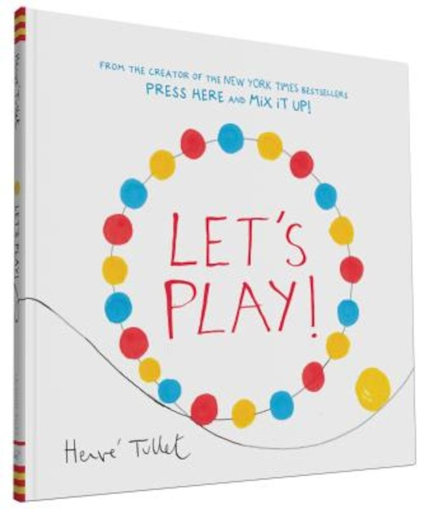 Let's Play!, Hardcover