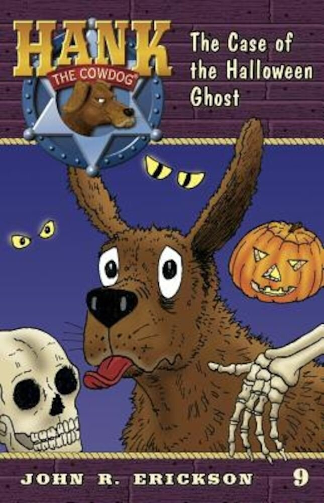 The Case of the Halloween Ghost, Paperback