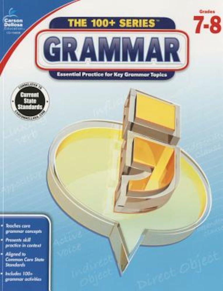 Grammar, Grades 7 - 8, Paperback
