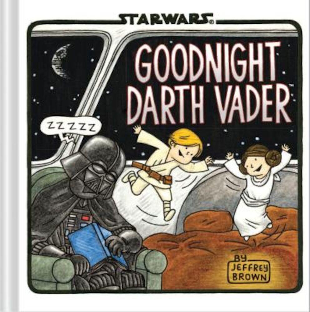 Goodnight Darth Vader, Hardcover