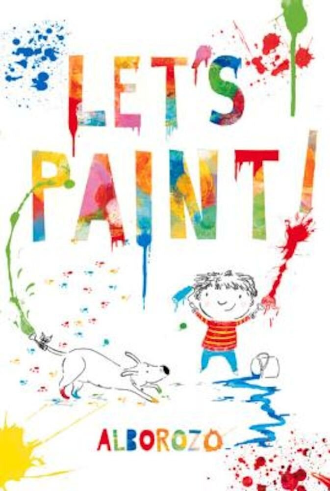 Let's Paint!, Hardcover