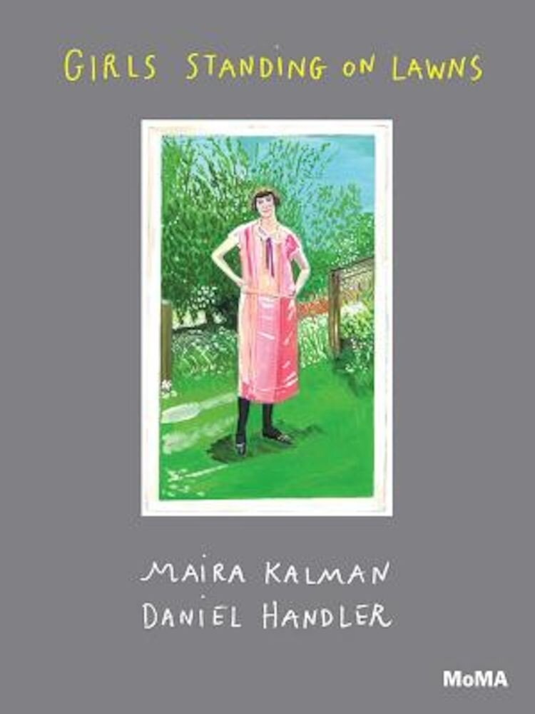 Girls Standing on Lawns, Hardcover