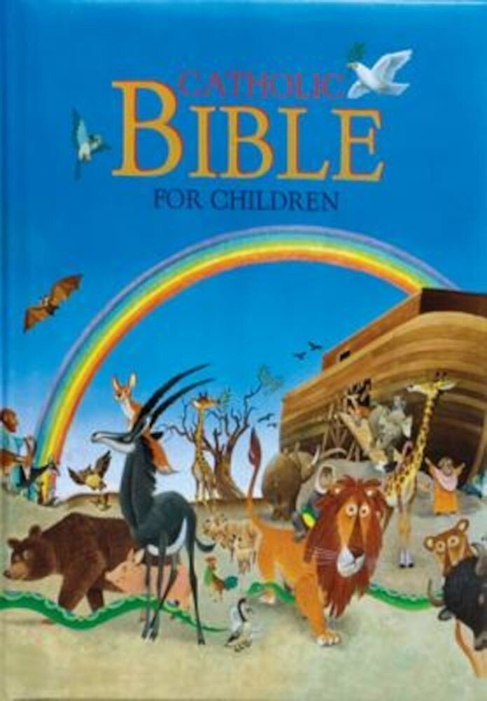 Catholic Bible for Children, Hardcover