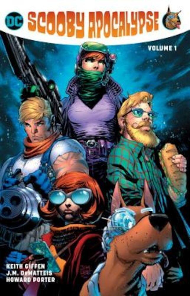 Scooby Apocalypse, Volume 1, Paperback
