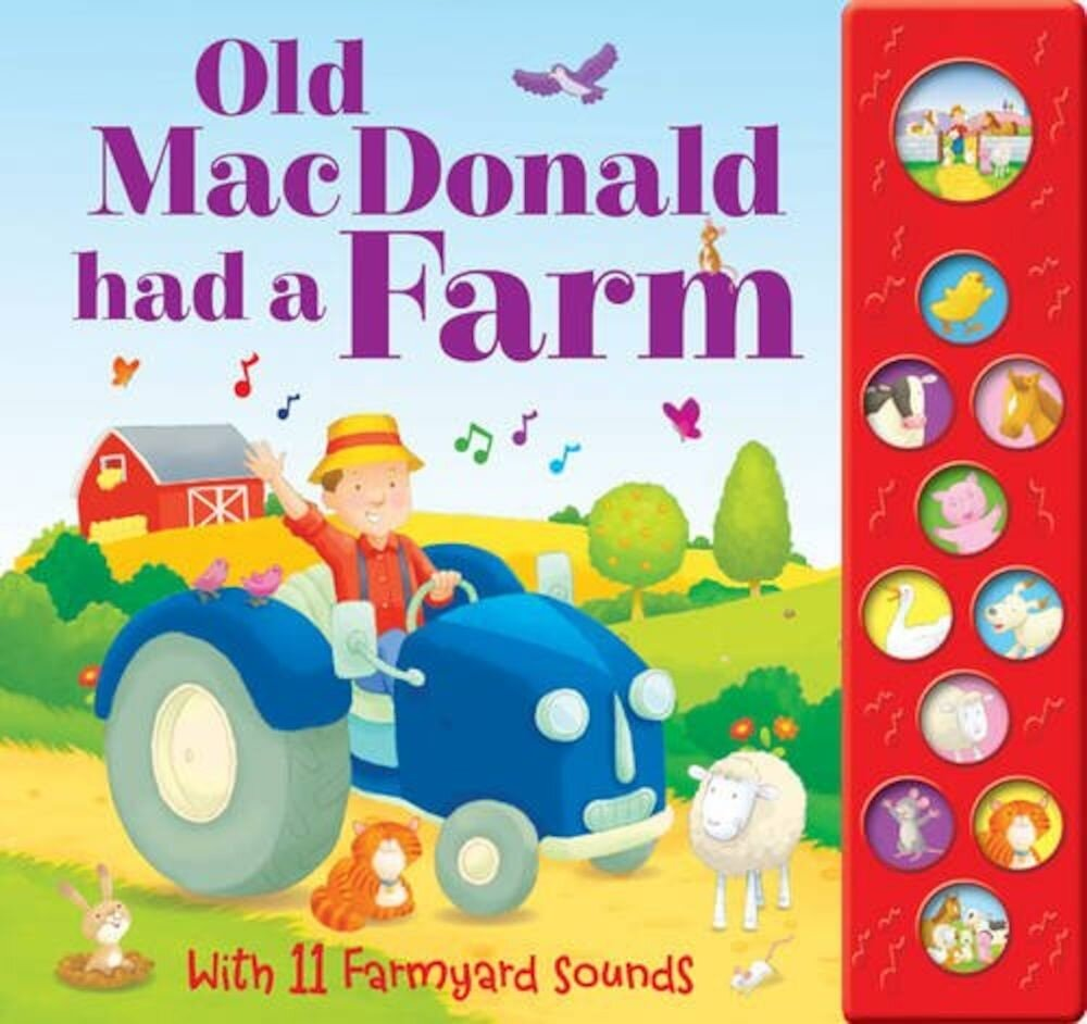 RW ASD01 Old MacDonald had a Farm - (2nd edition)