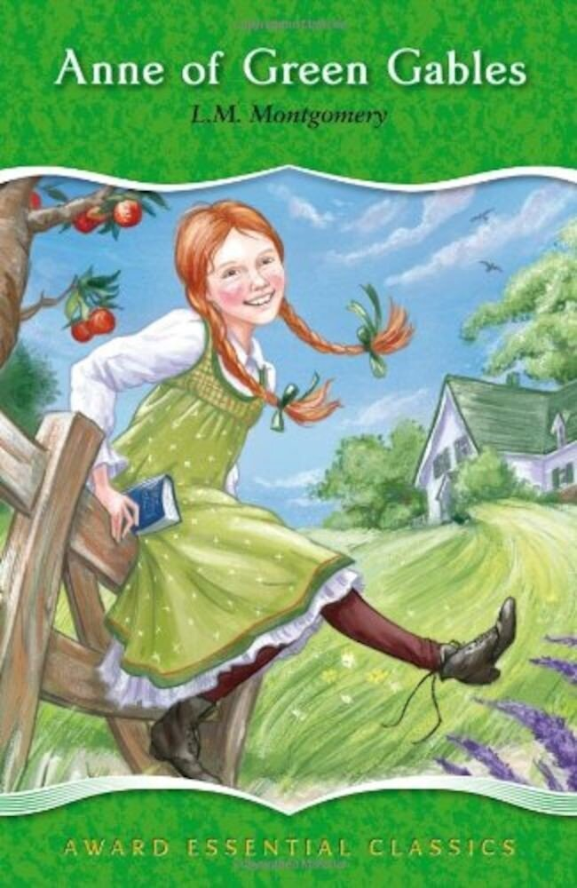 Award Classics:Anne Of Green Gables