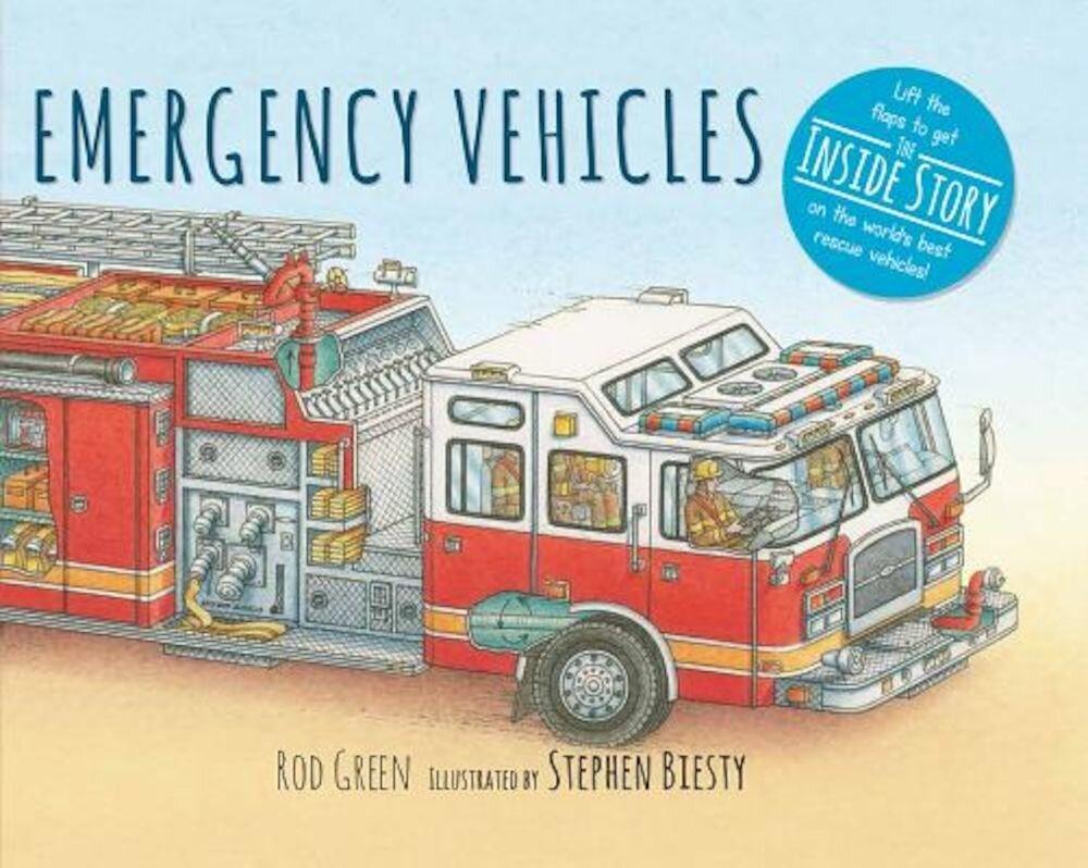 Emergency Vehicles, Hardcover