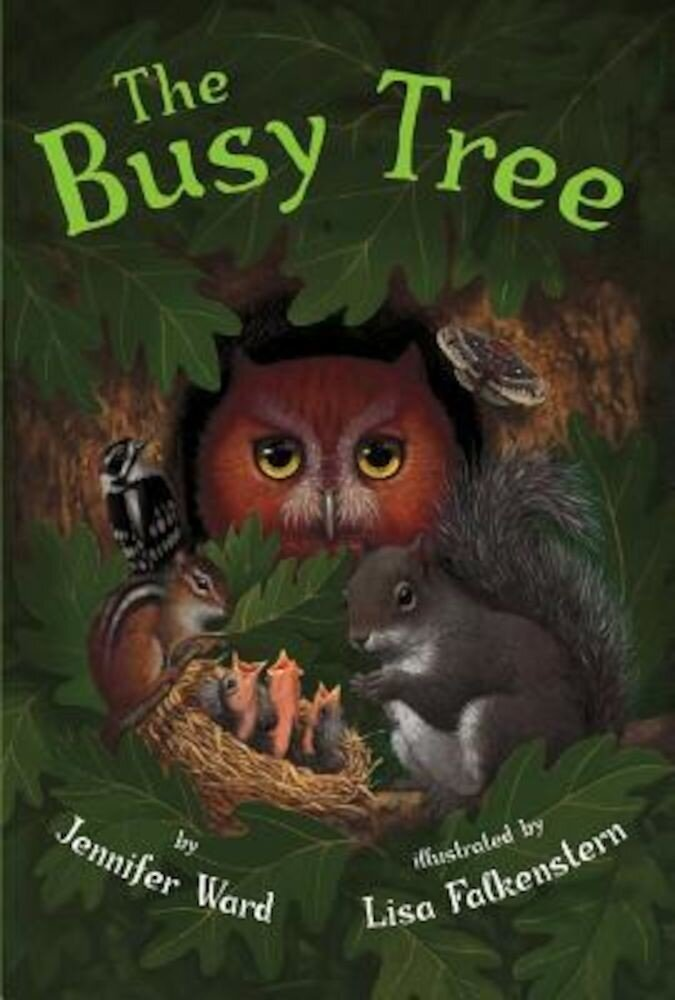 The Busy Tree, Hardcover