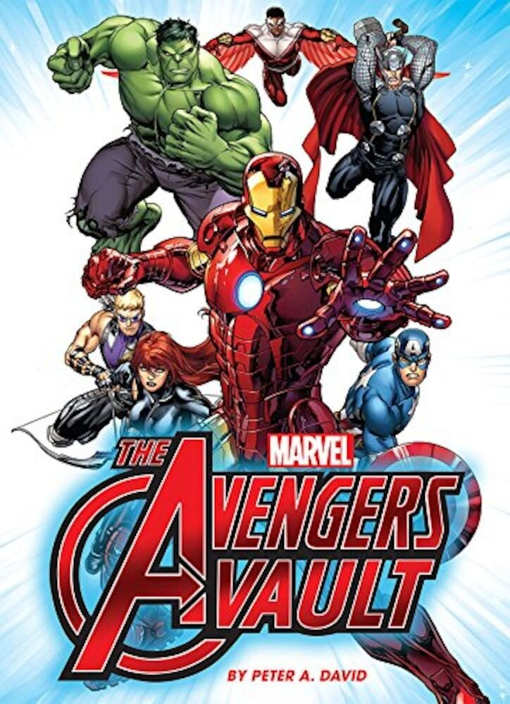 Marvel : the Avengers vault