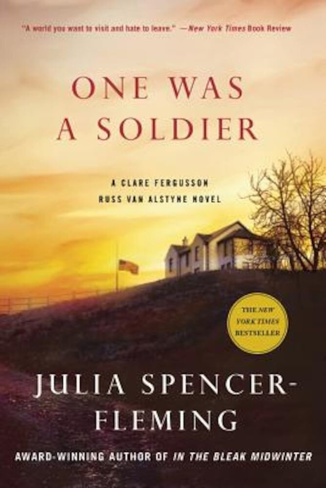 One Was a Soldier: A Clare Fergusson and Russ Van Alstyne Mystery, Paperback