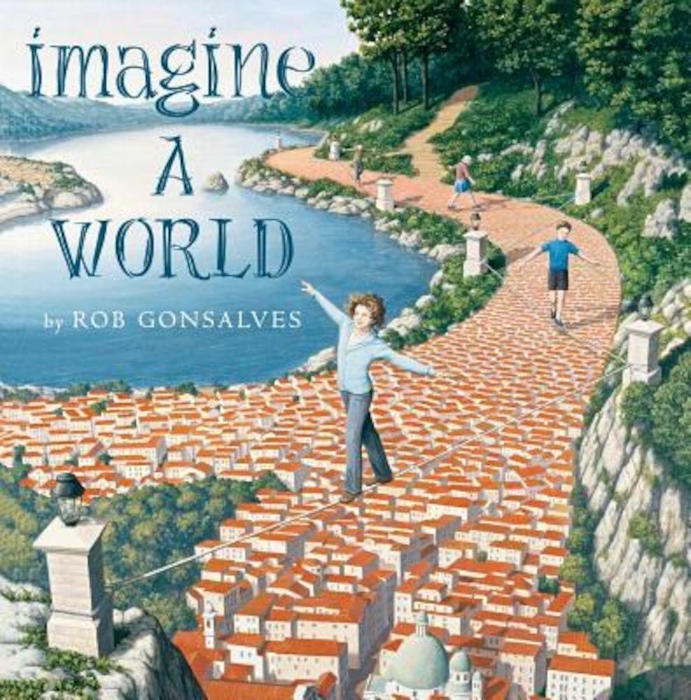Imagine a World, Hardcover