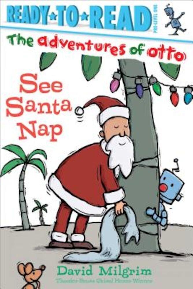 See Santa Nap, Paperback