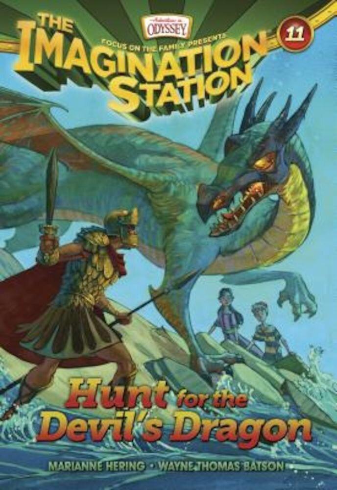 Hunt for the Devil's Dragon, Paperback