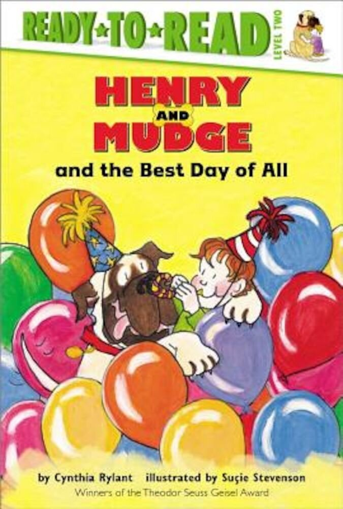 Henry and Mudge and the Best Day of All, Hardcover