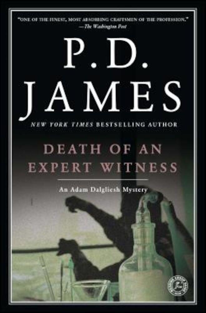 Death of an Expert Witness, Paperback