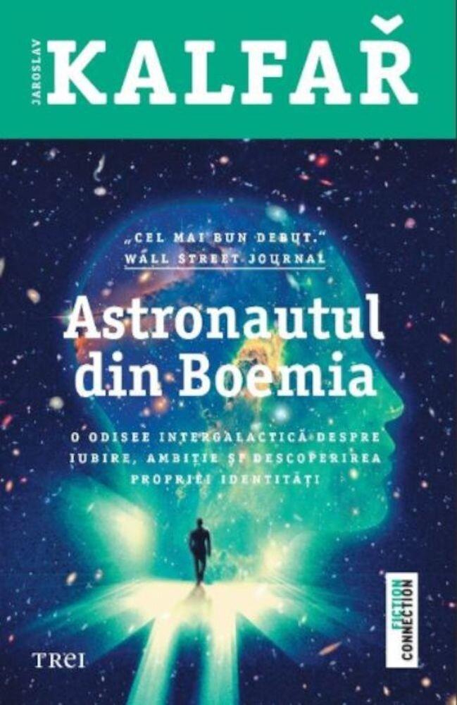 Coperta Carte Astronautul din Boemia