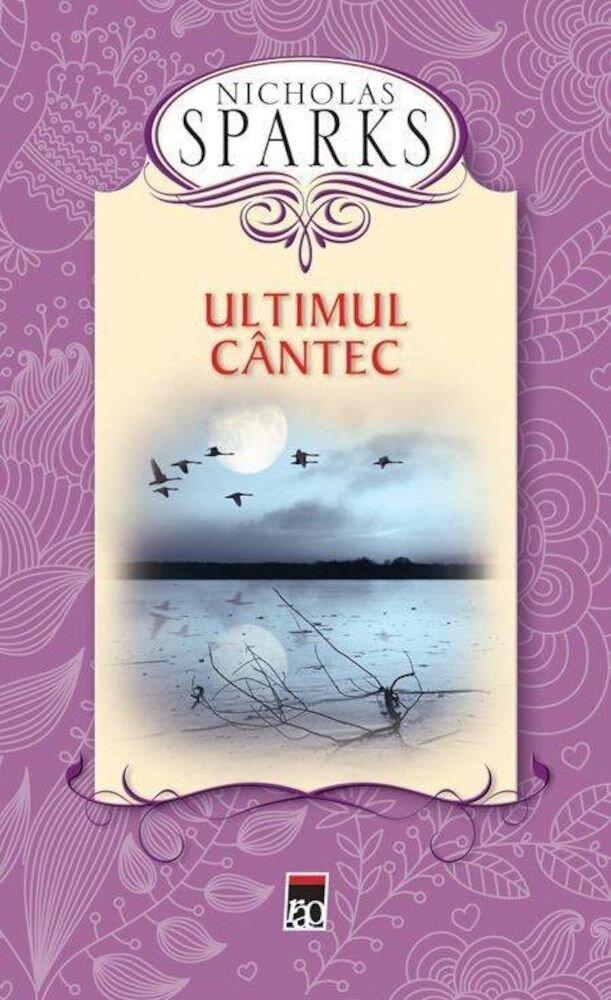 Coperta Carte Ultimul cantec