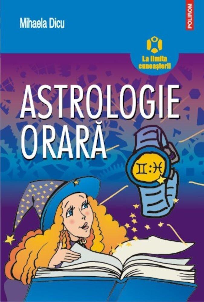 Coperta Carte Astrologie orara