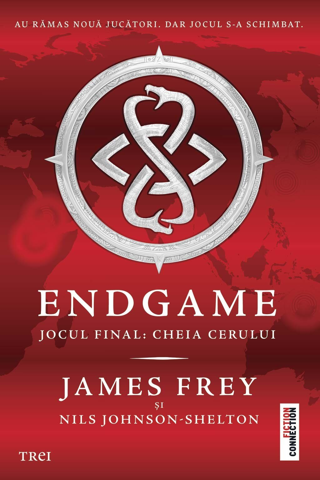 Endgame. Jocul Final: Cheia Cerului PDF (Download eBook)
