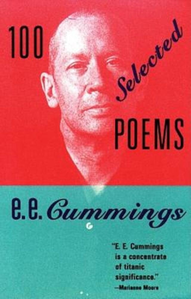 100 Selected Poems, Paperback