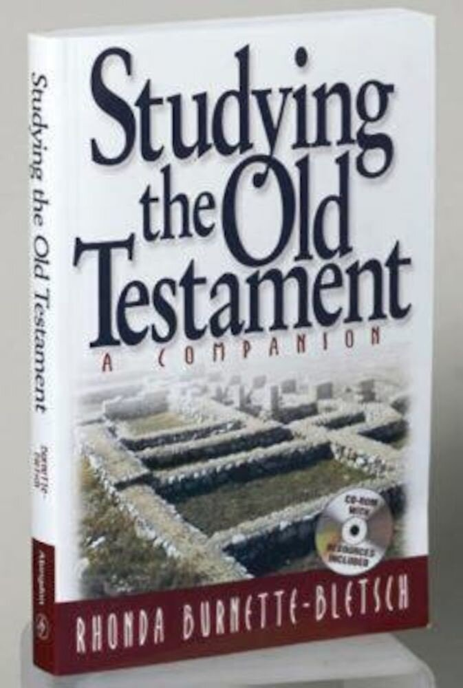 Studying the Old Testament: A Companion [With CDROM], Paperback