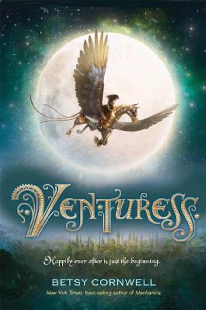 Venturess, Hardcover