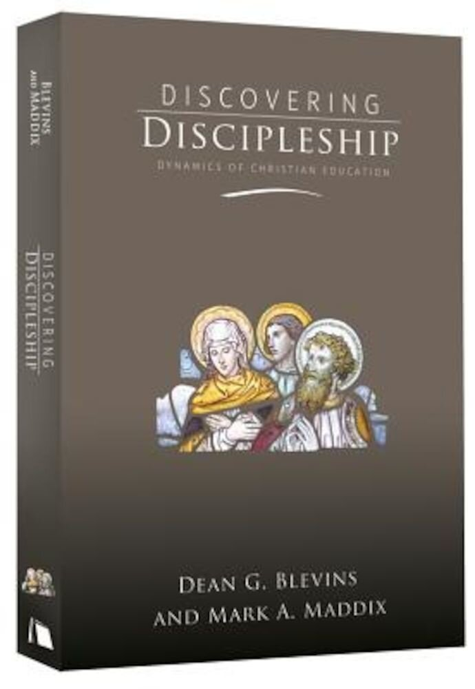 Discovering Discipleship: Dynamics of Christian Education, Hardcover