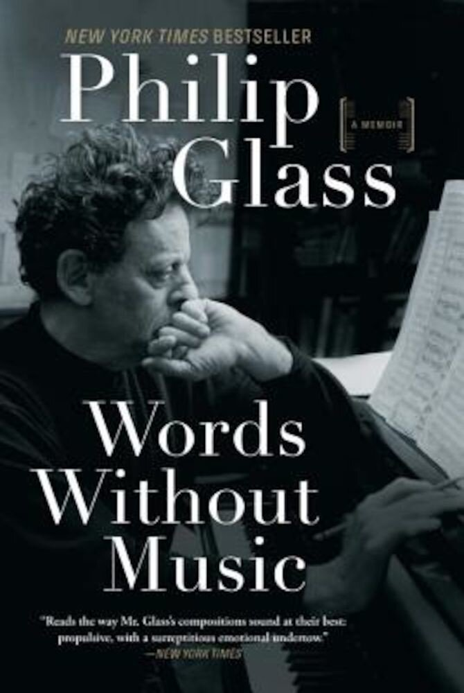 Words Without Music: A Memoir, Paperback