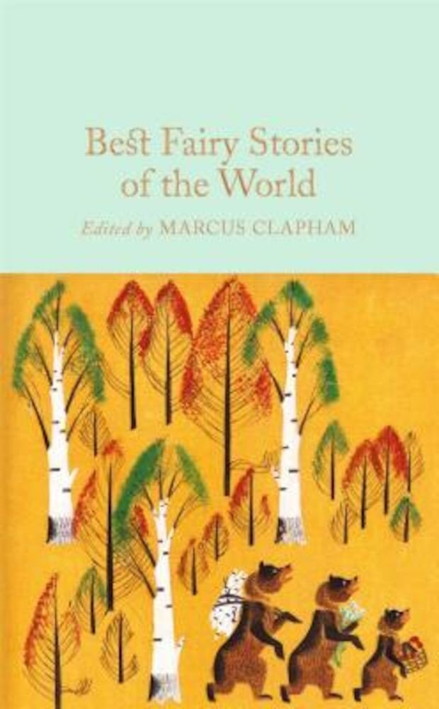 Best Fairy Stories of the World, Hardcover