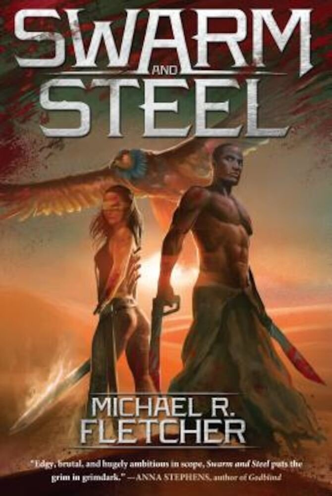 Swarm and Steel, Paperback
