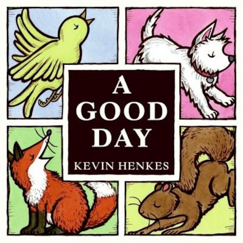 A Good Day, Hardcover