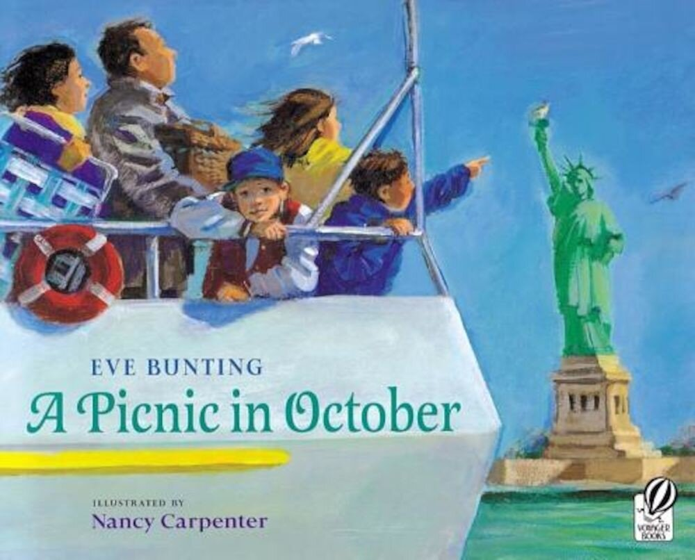 A Picnic in October, Paperback
