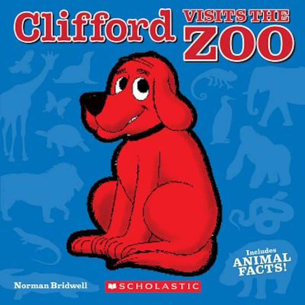 Clifford Visits the Zoo, Hardcover