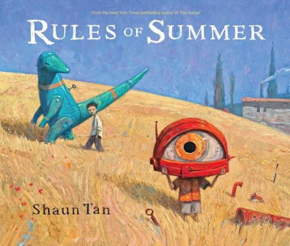 Rules of Summer, Hardcover